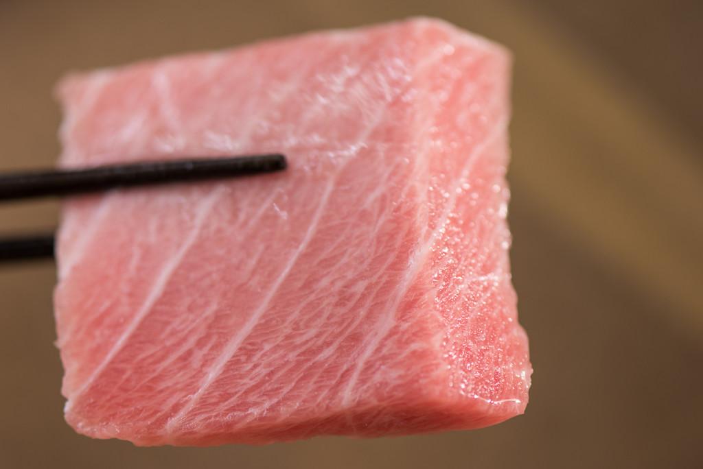 黑鮪魚生魚片品項